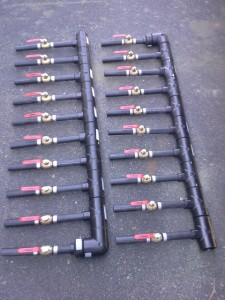 10 Circuit Header